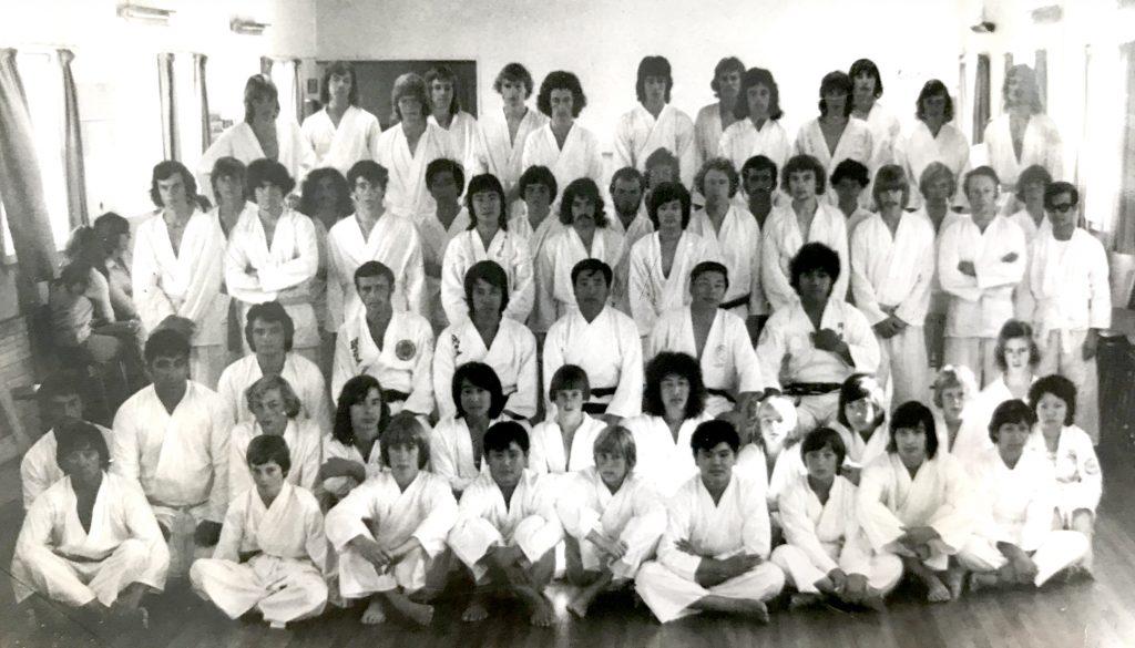 Palmerston North Taekwon-Do Academy Club Grading 1975